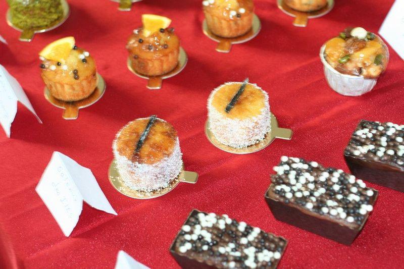 Entremets tartes petits gâteaux